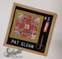 Pat Sloan Splendid Sampler 2 Laura Kay Houser