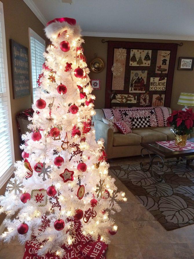 Pat Sloan Christmas 2018 tree