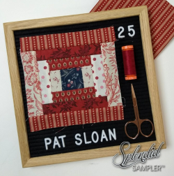 Pat Sloan Splendid Sampler 2 Antique Memories pic 1