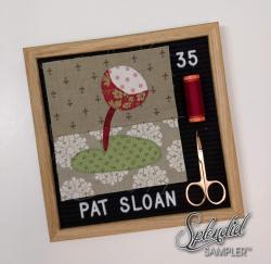 Pat Sloan Splendid Sampler 2 Fiona Wright