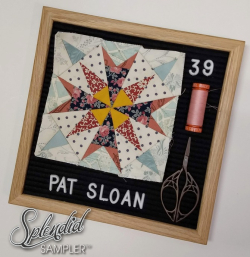 Pat Sloan Splendid Sampler 2 Nancy Mahoney