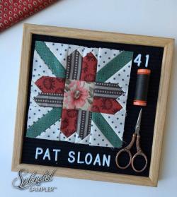 Pat Sloan Splendid Sampler 2 Susan Guzman