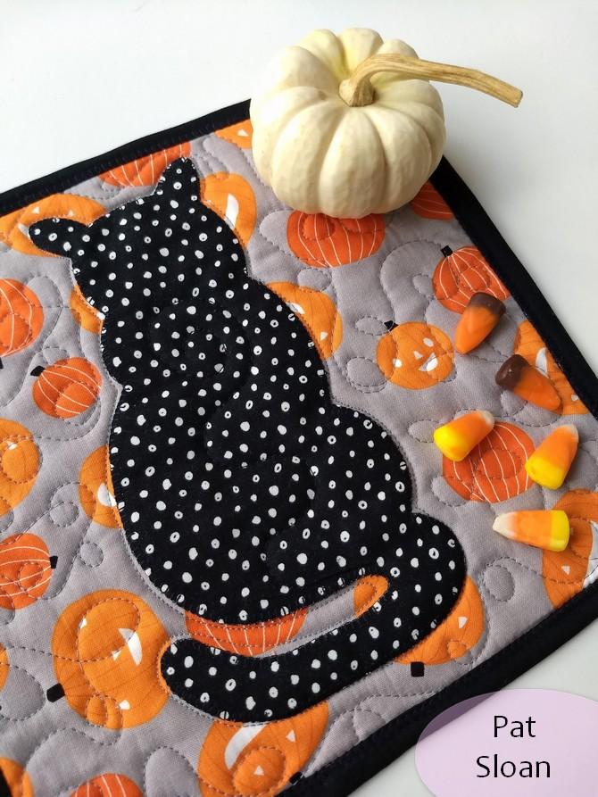 Pat Sloan Halloween Kitties pic 4
