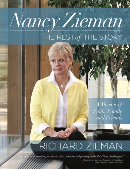 The Nancy Zieman Memoir Book Tour Stop Amp Giveaway Pat