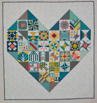 Pat sloan ss2 heart quilt layout3