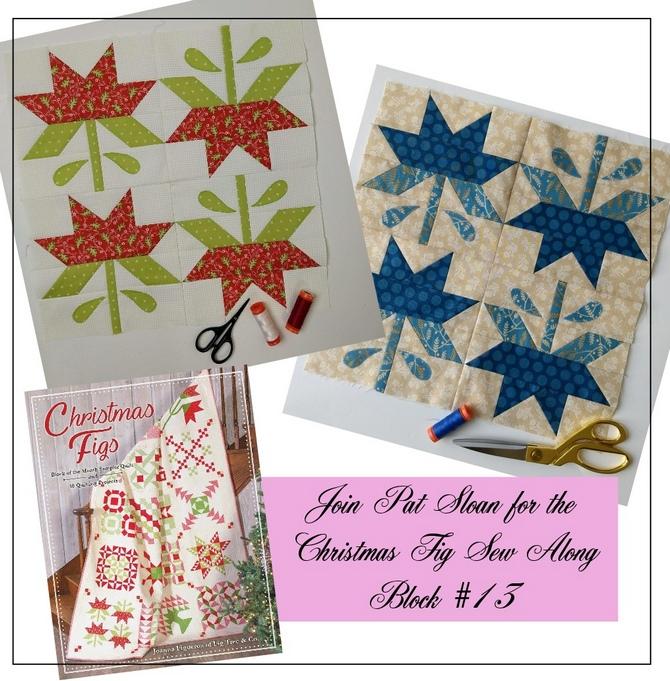 Pat Sloan Christmas Fig block 13 pic 2