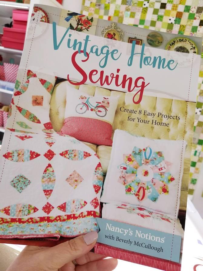Pat Sloan Vintage Home book tour