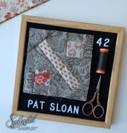 Pat Sloan Splendid Sampler 2 Gudrun Erla