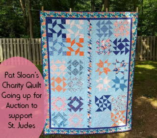 Pat sloan 2018 charity quilt pic 3