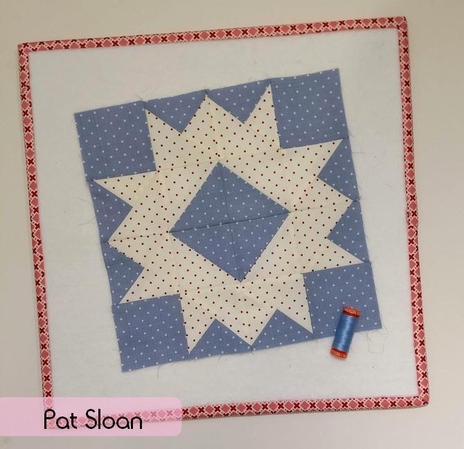 Pat Sloan Charity block 5 pic 5
