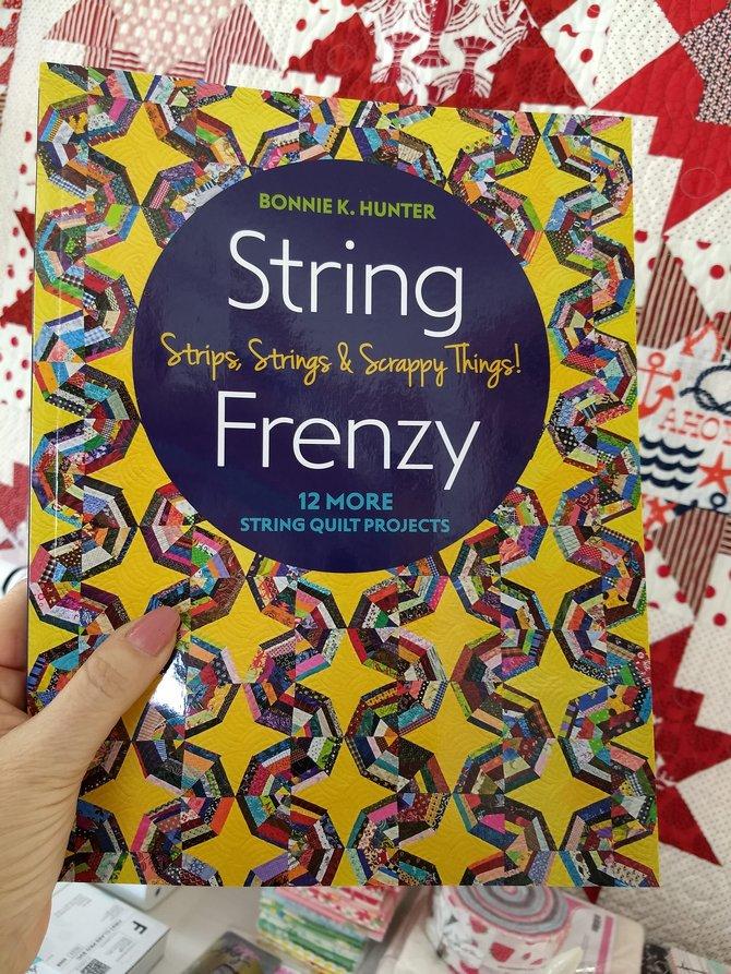 Pat Sloan String Frenzy pic 0