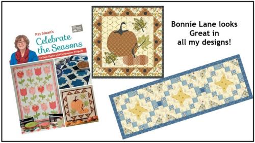 Bonnie Lane celebrate the seasons