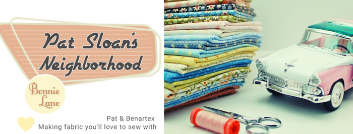 Pat & Benartex Fabric you'll love to sew with