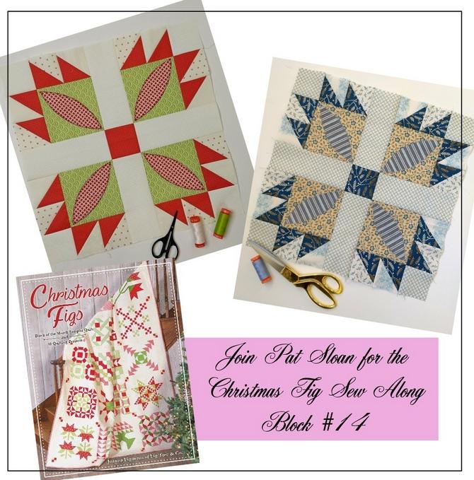 Pat Sloan Christmas Fig block 14 pic 2