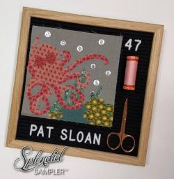 Pat Sloan Splendid Sampler 2 Rob Appell