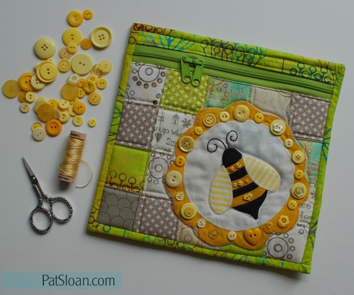 Pat Sloan Bumble Bee