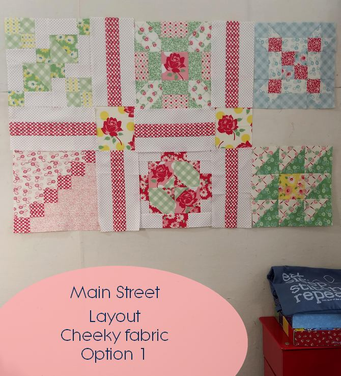 Pat sloan mainstreet layout cheeky 2