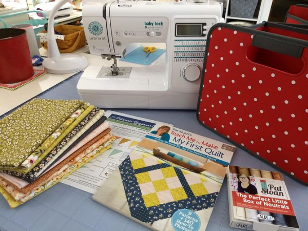 Quilting Videos Today!