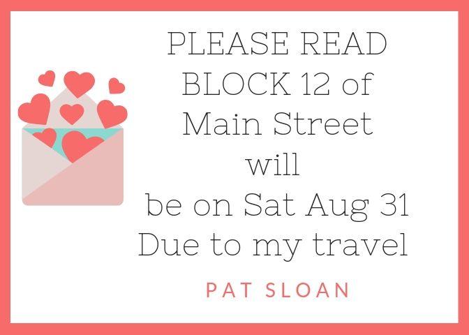 Pat sloan block 12