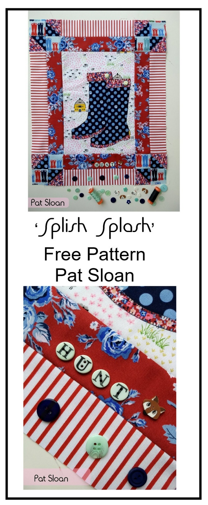Pat Sloan Apr 2019 Button club banner