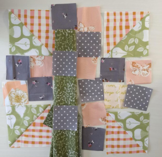 Pat Sloan A flower Bouquet block 18 pic 3