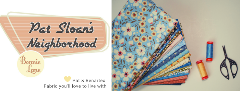 Pat & Benartex Fabric you'll love to sew with (3)