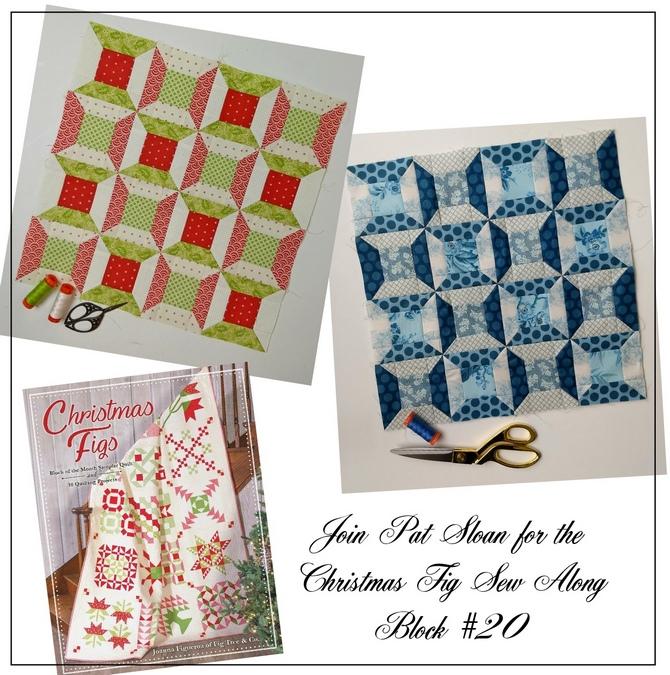 Pat Sloan Christmas Fig block 20 pic 2