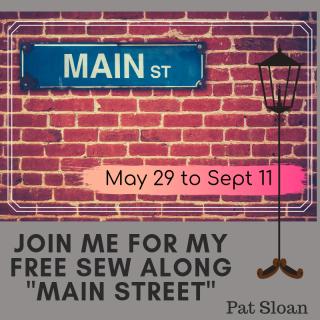 Pat Sloan Main Street button