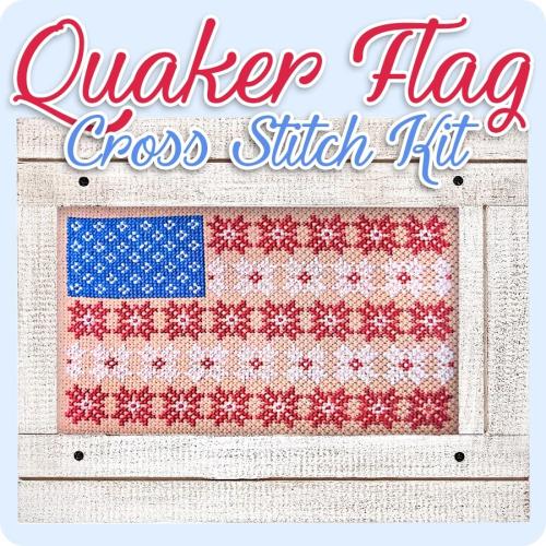 Quakerflagcrossstitchkit-900