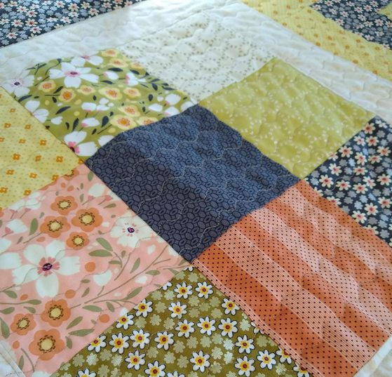 Pat sloan beginner quilting 2