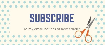 Pat Sloan email notice SUBSCRIBE