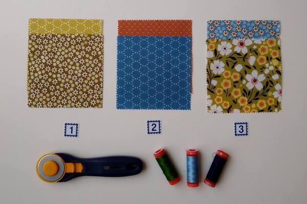 Pat sloan glow row 2 fabric