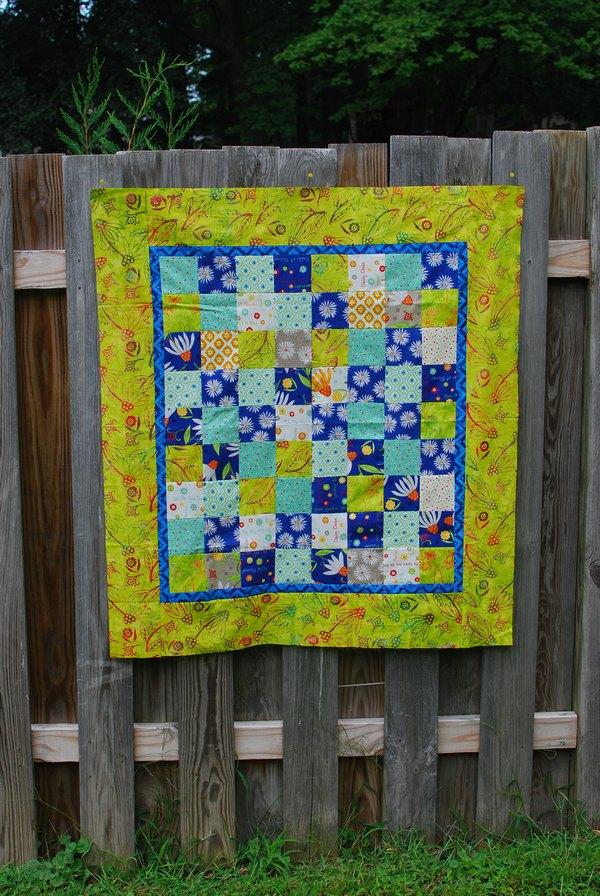 Pat sloan baby quilt