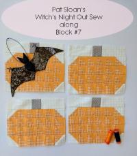 Pat sloan witch block 7