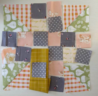 Pat Sloan A flower Bouquet block 18 pic 2