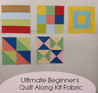 Pat Sloan Ultimate beginner block 5 pic kit