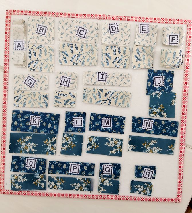 Pat Sloan Christmas Fig block 19 pic 2