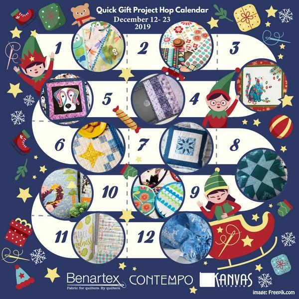 Sm Benartex December 2019 Hop Calendar