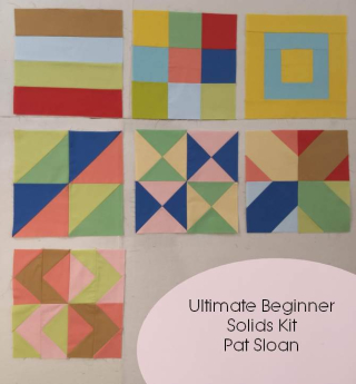 Pat sloan ultimate beginner block 7 pic s