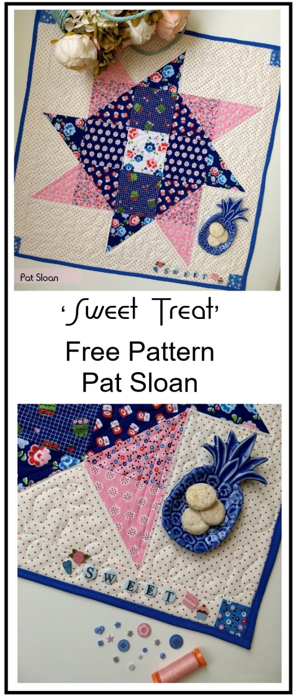 What could be sweeter than a free pattern?