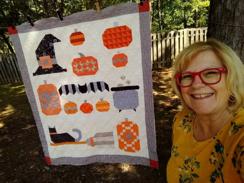 Pat sloan witchs night out final bonus quilt3