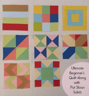 Pat sloan ultimate beginner block 8 s
