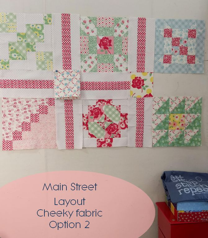 Pat sloan mainstreet layout cheeky 3