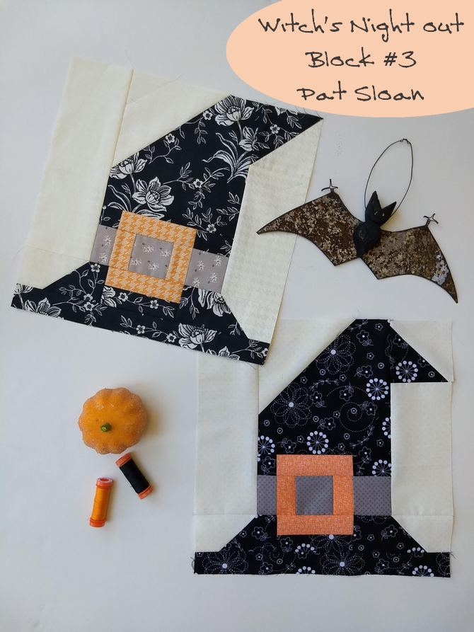 Pat sloan witch block 3 banner