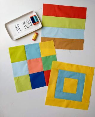 Pat Sloan ultimate beginner block 3 kit