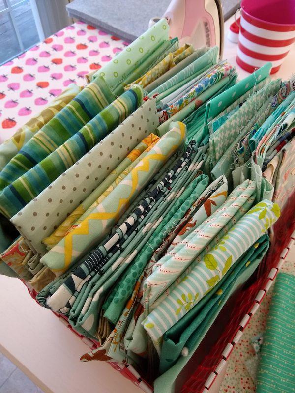 Pat sloan fabric sorting vid 1 pic 3