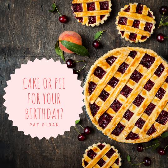 Cake Or Pie