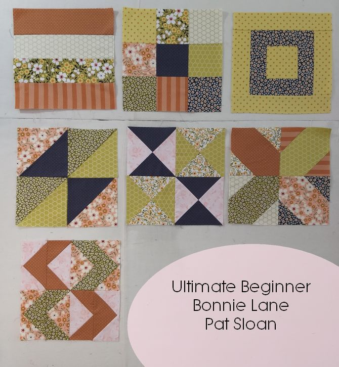 Pat sloan ultimate beginner block 7 pic bl