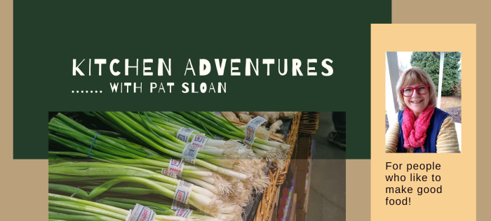 Kitchen Adventure .......with Pat Sloan sm