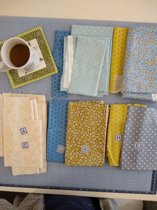 Pat Sloan table runner pic 3
